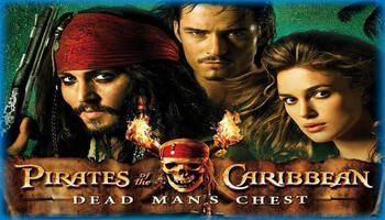 Pirates of the Caribbean: Dead Man's Chest (2006) BluRay Dual Audio 480p-720p