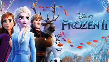Frozen 2 (2019) Dual Audio BluRay 480p 720p