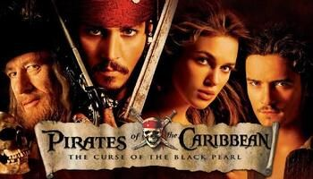 Pirates of the Caribbean: The Curse of the Black Pearl (2003) Blu-Ray Dual Audio 480p-720p