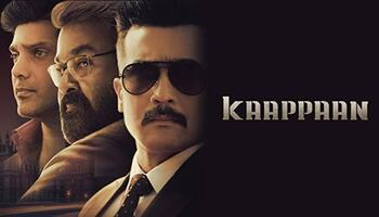 Kaappaan (2019) Hindi Dubbed 480p, 720p