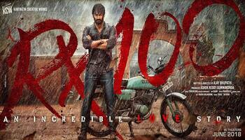 RX 100 (2018) Hindi Dubbed 480p-720p