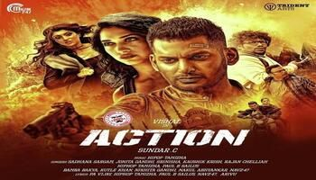 Action (2019) Hindi Dubbed 480p-720p