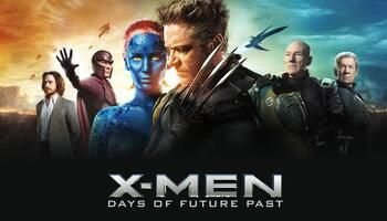 X-Men: Days of Future Past (2014) Dual Audio BluRay 480p-720p