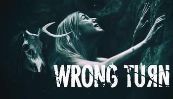 Wrong Turn 2021 BluRay