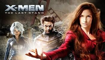 X-Men: The Last Stand (2006) Dual Audio BluRay 480p-720p