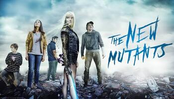 The New Mutants (2020) BluRay 480p-720p