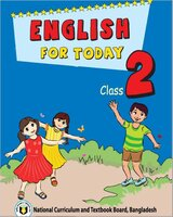 NCTB Books Of Class 2 (2020) | English free download pdf book