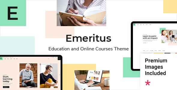 Emeritus v1.0 - Education and Online Courses Theme