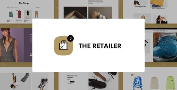The Retailer v3.2.7 - Responsive WordPress Theme