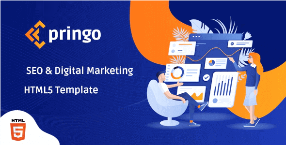 Pringo v1.0 - Digital Marketing Bootstrap 5 Template