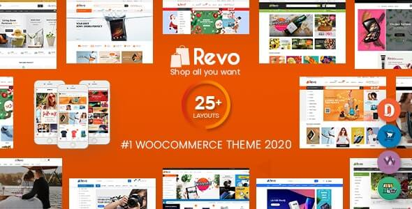 Revo v4.0.0 - Multi-purpose WooCommerce WordPress Theme